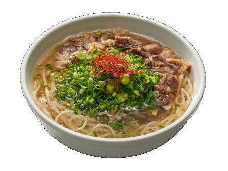 すじネギ麺